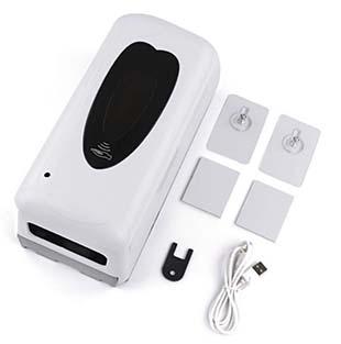 Touchless Infrared Hand Sanitizer Dispenser